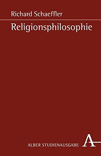 Religionsphilosophie (Handbuch Philosophie)