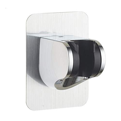 Lieja Halterung Duschkopf, Handbrause Halterung, Verstellbare Wandhalterung Handbrause Kopfhalterung, Ohne Bohren Brausehalter Duschhalterung, Wasserdicht