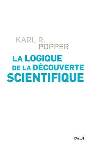 La logique de la dcouverte scientifique
