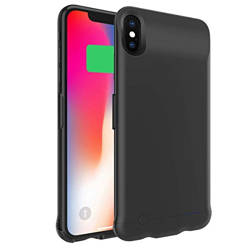 Cover Batteria iPhone XS Max 6200 mAh