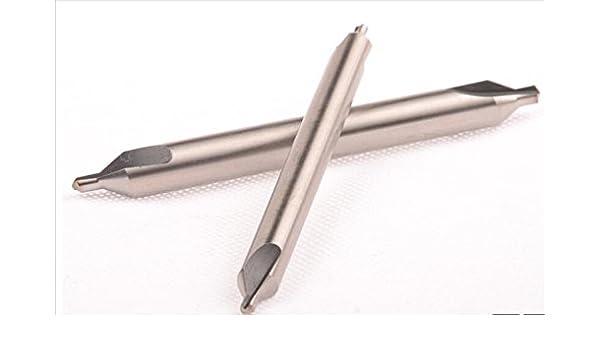 Generic of 5pcs/set HSS made 172 model type A 2 5mm center drills