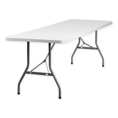 CTC® 1,2 m 122 cm extérieur pliante d'extérieur Table de jardin à manger robuste solide