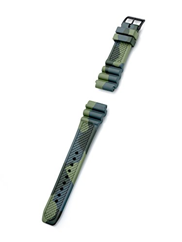 KHS Diverband | Camouflage Olive, Ersatzarmband, KHS.EBDC3.22