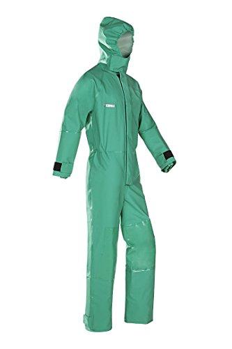 sioen-6203-a2b07j40-m-zurich-mono-tamano-mediano-verde-jade-10-unidades