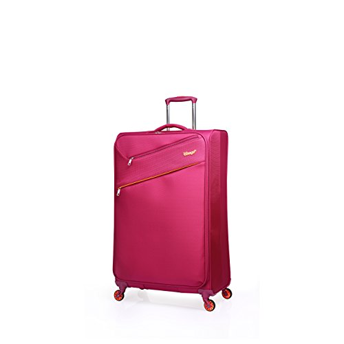 Verage So-Lite Handgepäck Koffer Magenta S-47cm(18.5')Trolley Suitcase Reisekoffer Marken-Qualitätsware 55x35x20cm Kabinenkoffer für alle...