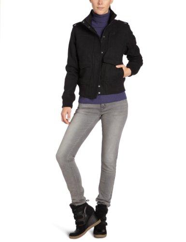 DC shoes heathen veste pour femme Noir - noir