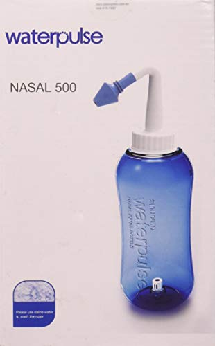 Lavado nasal, max-elf 500ml frascos lavado nasal
