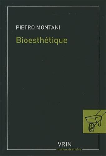 Biotesthetique: Sens commun, technique et art à l'âge de la globalisation