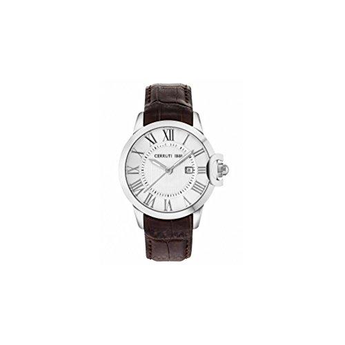 Cerruti 1881 CRA187SN04BR Montre à bracelet pour homme