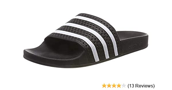 online retailer 73604 3058d adidas Adilette, Unisex Adults Beach  Pool Shoes