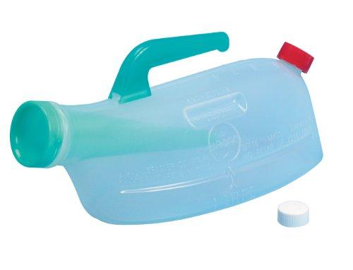 Homecraft Urinflasche für Männer, auslaufsicher