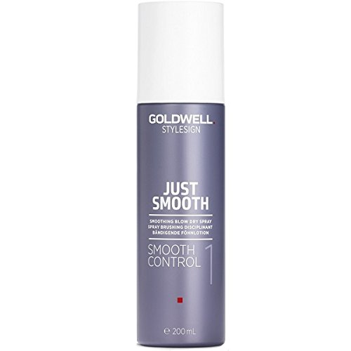 Goldwell Sign Smooth Control, Hitzeschutzspray, 1er Pack (1 x 200 ml)