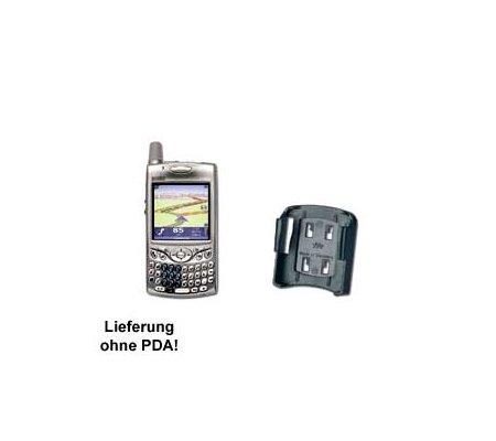 Happy-PDA Halteschale für Halterungen passend für Palm One Treo 700 p, w, wx passend für (mit 4-Loch-Rastersystem)