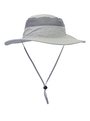 Nylon Outdoor Sonnenhut Nackenschutz Hut Sommer Mütze mit UV Schutz