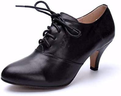KOKQSX-cuoio calzature da donna moda moda moda tacco alto 6cm elegante puntata professionale. trentotto nero B07GVL1Z85 Parent | Impeccabile  | benevento  4826a3