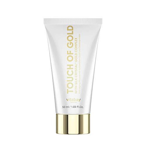 Touch of Gold 50ml - Anti-Aging Creme mit kolloidalem Gold und Seide - 24,99 €