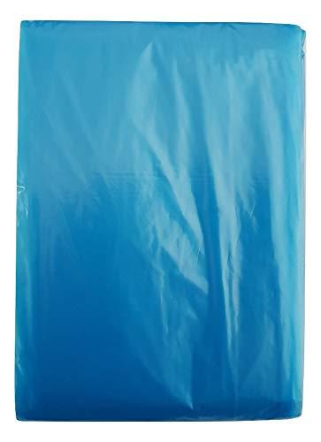 AceCamp 5 x Unisex Einweg Regen-Poncho mit Kapuze, Notfall-Poncho, Regen-Cape, Regen-Mantel, Wasserdicht, Festival, Konzert, Outdoor, Blau, 39076 - Kinder-notfall-poncho