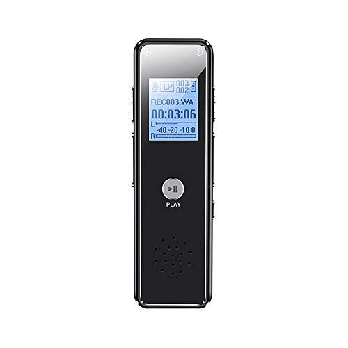 SG Digital Voice Recorder mit USB, Karte Digital Camera Noise Reduction Recorder / MP3-Recorder zu Text/One Button Recording/Support Voice Recording