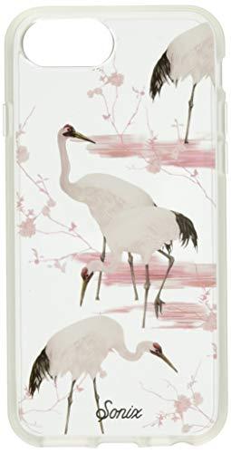 Sonix BISOUS Handyhülle für iPhone 8 / iPhone 7, iPhone 8, Militär-Test-Zertifiziert, Einzelhandelsverpackung, SONIX Clear Case Serie für Apple (4,7 Zoll / 11,9 cm), Crane
