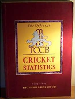 The Official Test and County Cricket Board Cricket Statistics 1992