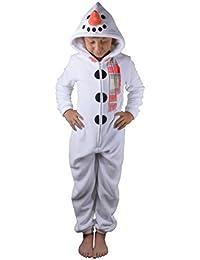 Loungeable Kids Forro Polar Navidad Onesies o Robe