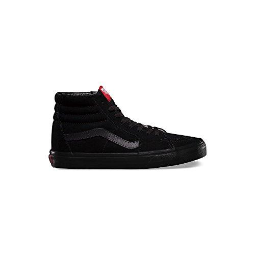 Rosso 36 EU Vans SK8Hi Classic Suede/Canvas Sneaker a Collo Alto Scarpe t0b