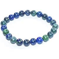Bracelet Chrysocolla 8 MM Birthstone Handmade Healing Power Crystal Beads. preisvergleich bei billige-tabletten.eu