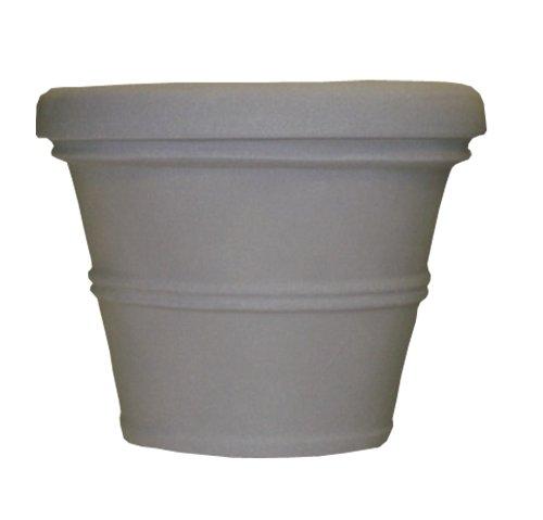 Chapelu Pot DOPPIO Ø40 cm Gris ciment