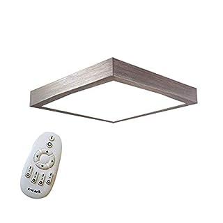 SAILUN 16W LED Panel Dimmbar Moderne Deckenlampe Wandlampe Deckenleuchte für Wohnzimmer Korridor Wand Bad und Decke Schlafzimmer Wandleuchte Energie Sparen Licht Silber Küche Licht