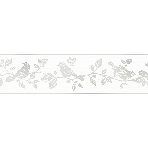 fine-decor-glitz-glitter-birds-leaf-white-silver-wallpaper-border-dlb50135