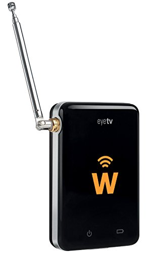 Geniatech EyeTV W, Wireless Mobile TV Tuner for DVB-T (DE)