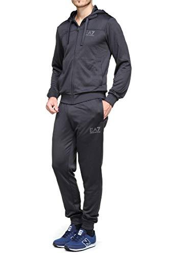 Emporio Armani EA7 Jogging 6zpv54 - Pjg5z 3909 Carbon Mel - Couleur Noir -  Taille XL c885388879e