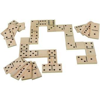 Les Jeux de Paul - Dominos géants - Bois massif - 1108