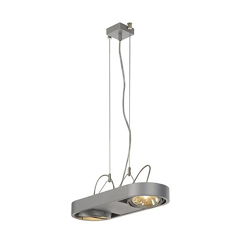 SLV, Lampada a sospensione, forma circolare, G5.3