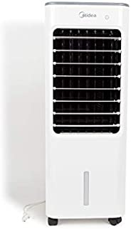 Midea AC100-18B Air Cooler, White Color, 1 Year Warranty