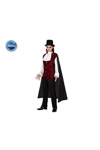 ATOSA 28589 Karnevalskostüm, Unisex- Erwachsene, mehrfarbig (Kostüm Homme Luxe)