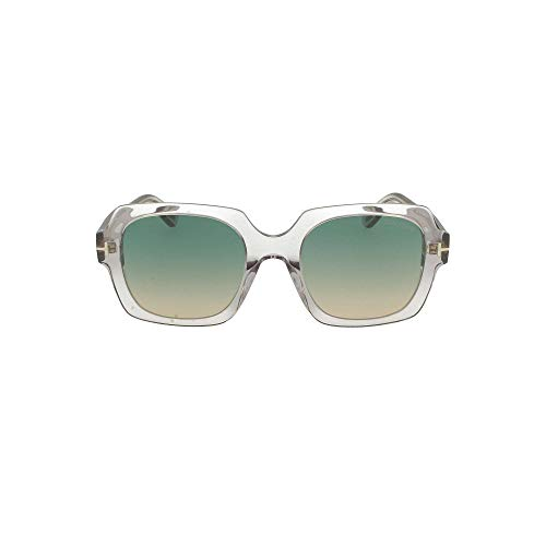 Tom Ford Sonnenbrillen Autumn FT 0660 Grey/Green Shaded Damenbrillen