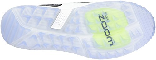 Nike 844648-001, Chaussures de Sport Femme Noir (Black/anthracite/white/volt)