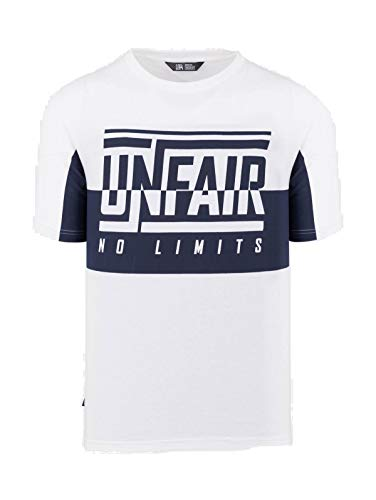Unfair Athletics No Limits T-Shirt (XXL, Navy)