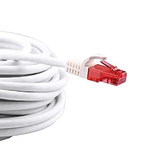 LW Electronic 5m - Cat.6 LSZH Ethernet Gigabit LAN Netzwerkkabel 5m (RJ45), 10/100/1000Mbit/s, Patchkabel, Kompatibel zu Cat.5 / Cat.5e / Cat.7