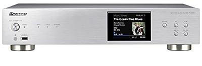 Pioneer N-50A-S - digital audio streamers (Silver, Aluminium, LCD, 50/60 Hz) al miglior prezzo su Polaris Audio Hi Fi