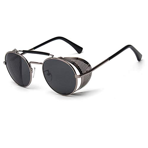 Kjwsbb Sonnenbrille Frauen Sonnenbrille Männer Metall Top Qualität Brillen