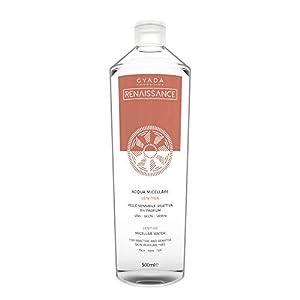 Gyada Cosmetics Acqua Micellare Lenitiva, 500 ml