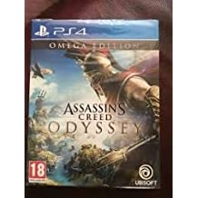 Ps4 Assassin's Creed Odyssey Omega Edition