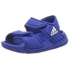 adidas Altaswim, Unisex Babies Sandals, Team royal blue/Ftwr white/Team royal blue, 4 Child UK (20 EU)