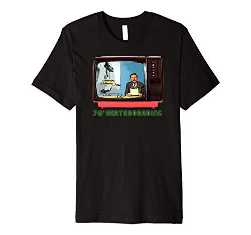 Skateboarding Retro T-Shirt