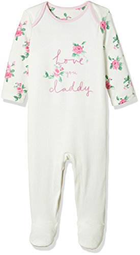 Mothercare Baby Girls' Romper Suit (MC023-1_Multicoloured_3-6 Months)