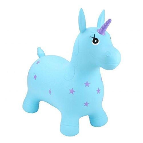 Happy Hopperz Unicornio
