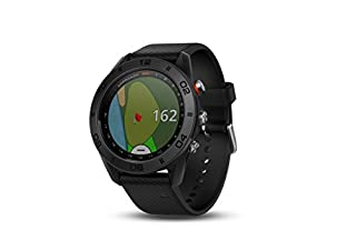Garmin Approach S60 - Montre GPS de Golf - Noir avec bande de silicone (B07237NH19) | Amazon Products