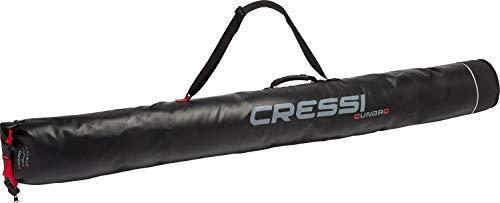 Cressi Dry Gun Bag Funda Porta Fusiles, Unisex, Negro, Talla Única